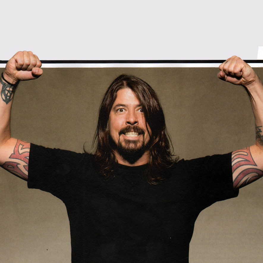 30 fatos geekys sobre Dave Grohl e o Foo Fighters