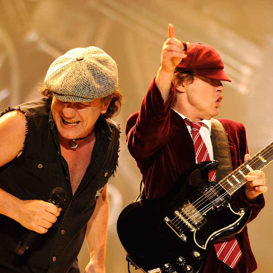 AC/DC Facts