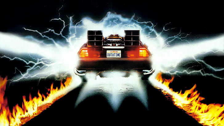 I'm Always Goin' Back To The Future